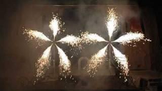 Колеса + Снежинки  http://www.пиротехник.com(Fireworks company Sheriff http://www.pyro-ua.com Пиротехническое предприятие Шериф, подробности на сайте http://www.пиротехник.com..., 2009-03-07T10:52:19.000Z)