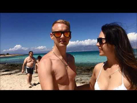 Greece Crete'16 Agios Nikolaos, Vai Beach, Chrissi Island, Irapetra