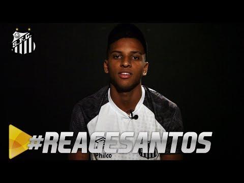RODRYGO CONTA COM O APOIO DA NAÇÃO SANTISTA | #REAGESANTOS