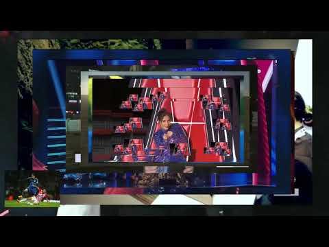 Luanna Silva -  Versão acústica  Paradinha  Audições as Cegas no La Voz Mexico 2018 - teamanitta