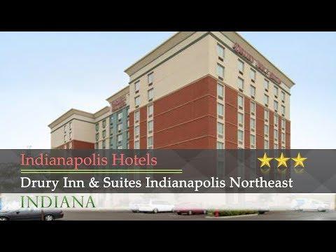 Drury Inn & Suites Indianapolis Northeast - Indianapolis Hotels, Indiana