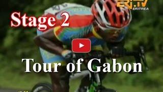 Eritrean Sport News - Tour of Gabon 2016 - Stage 2 - Eritrea TV