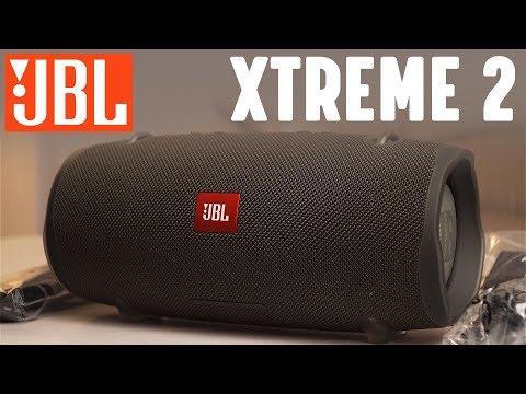 JBL Xtreme 2 - polski unboxing + próbka dźwięku 4K