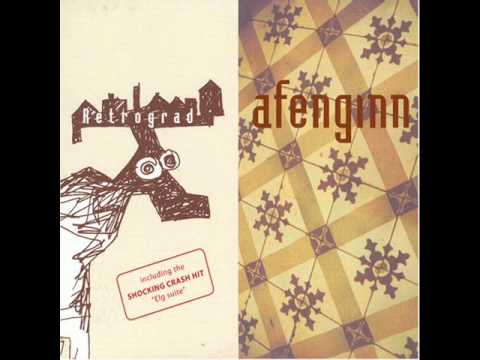 Afenginn: Retrograd (full album, 2004)