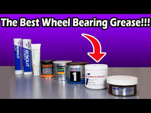 Mercedes-Benz Bearing Grease Review - Extreme Test