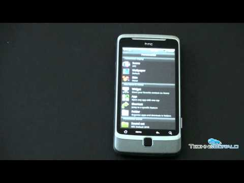 HTC Desire Z Review