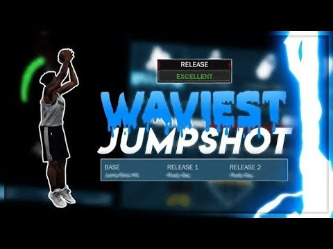 THE BEST JUMPSHOT ON NBA 2K19 AFTER PATCH - AUTOMATIC GREEN RELEASE
