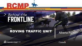 Alberta RCMP Roving Traffic Unit