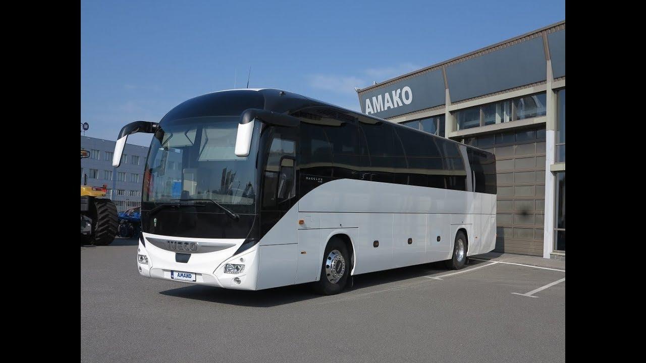 Автобус IVECO Magelys Pro: украинский дебют