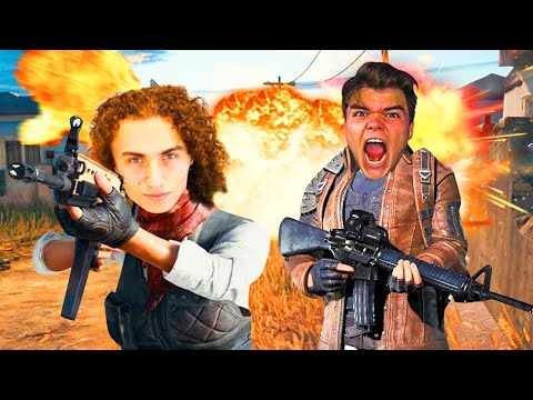 JELLY & KWEBBELKOP TAKE OVER PUBG!