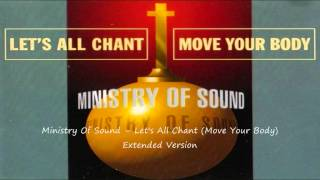 Ministry Of Sound ‎- Let