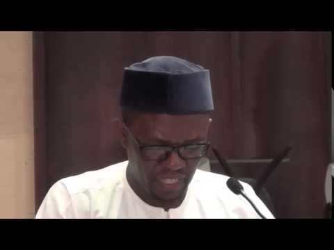 Law and Religion, a Country Perspective from Namibia and Nigeria - Desmond Dawid Tjipanga