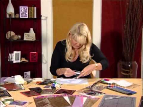 Dawn Bibby Design Studio - Peel Offs On Acetate & Mirri Card