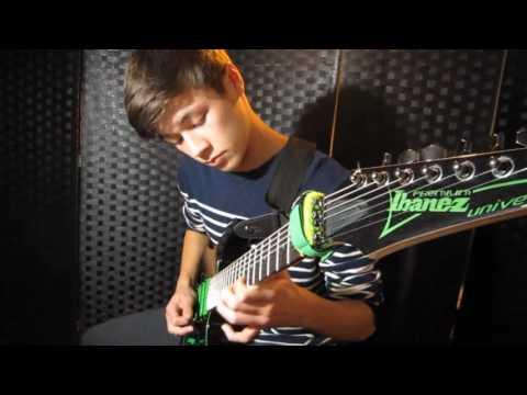 Kiesel Guitar Contest Entry - Adrian Brown