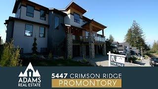 5447 Crimson Ridge | Promontory BC | Naomi Adams