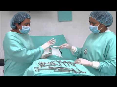 Colocacion de campo quirurgico youtube - Como vallar un campo ...