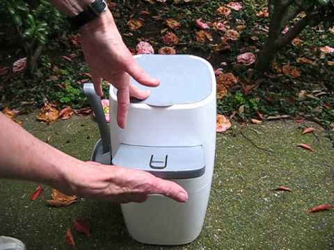 12 03 27 Cat Litter Genie Litter Locker Review How To Youtube