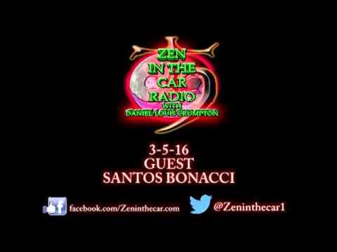 Santos Bonacci Astrotheology, Syncretism, Flat Earth Interview on Zen Radio