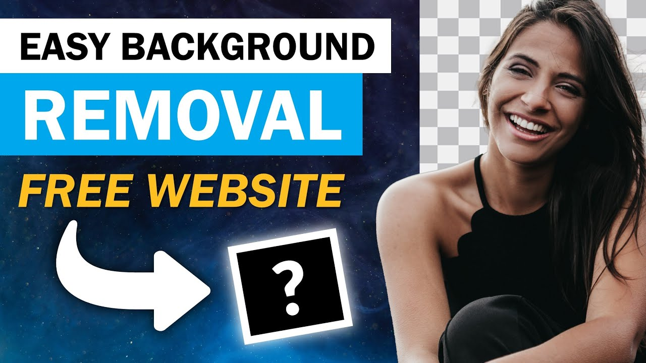 How to remove Background Images in seconds