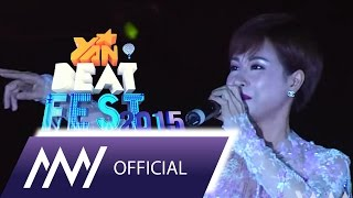 uyen linh -  girl on fire  yan beatfest 2015