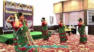 INJ LAGID JURI DO / SANTHALI DANCE PERFORMANCE / BANGALORE SANTALS MEET 2018