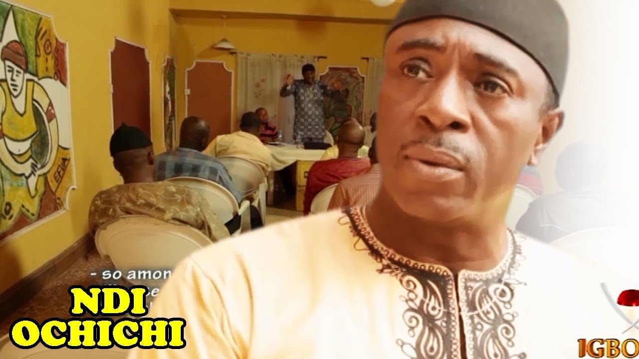 Download Ndi Ochichi  Season 3&4 - 2018 Latest Nigerian Nollywood Igbo Movie Full HD