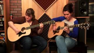 Big Mon - performed by Chelsea and Grace Constable - Bluegrass Tribute to Bill Monroe and Tony Rice