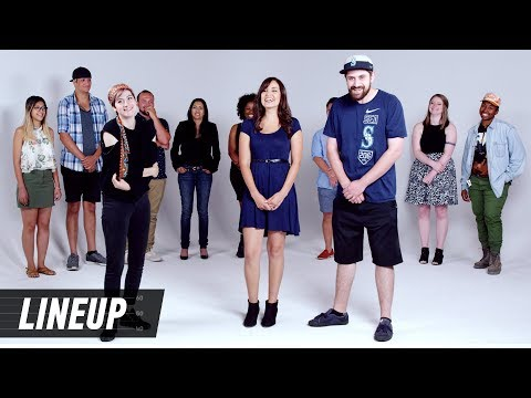 Guess Who's A Couple from a Group of Strangers (Alexa) | Lineup | Cut