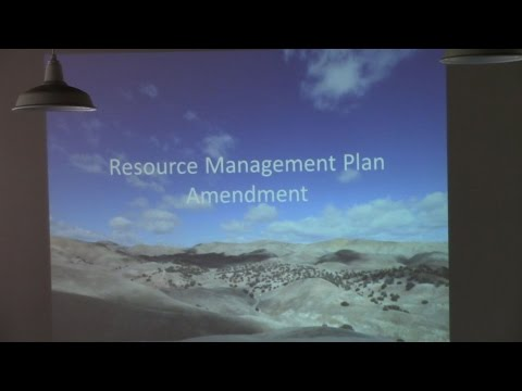 Bureau Land Mgmt: Preffered Alternative Listening Session- Salinas