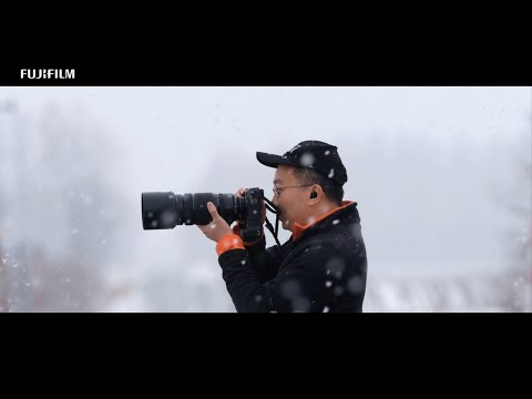 """X-T4: Making of """"Photography in Motion"""" William Chua / FUJIFILM"""