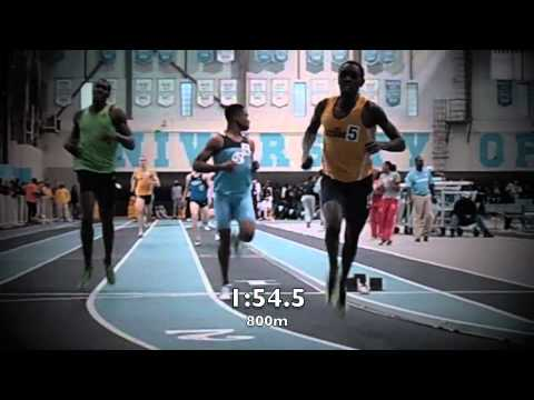 Paul Chelimo 800m Dick Taylor Invitational w/ Interview