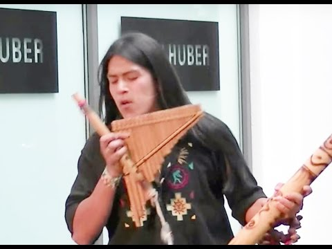 Leo Rojas LIVE - Munich, DE 2015 (part 2)