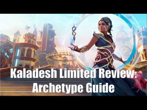 Kaladesh Limited Review:  Archetype Guide