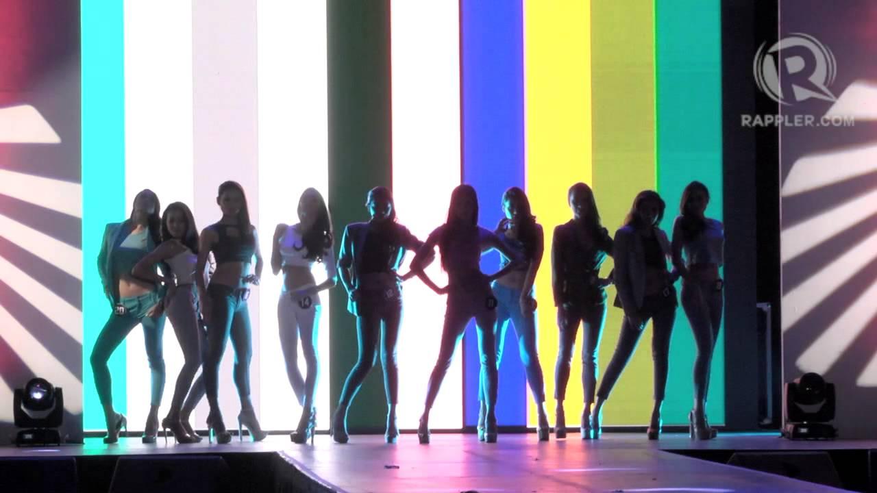Casual Wear Fashion Show Bb Pilipinas 2014 Doovi