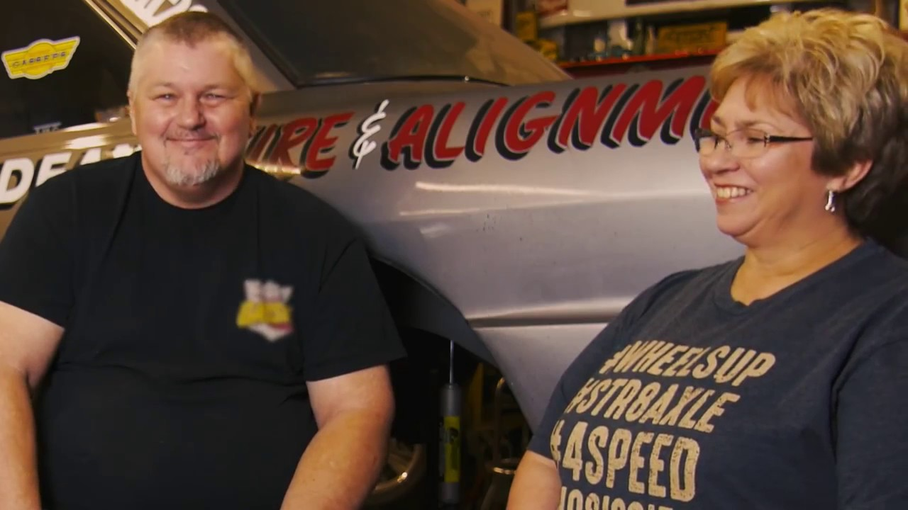 CPTV VIDEO: DEAN AND ALESIA HARRIS AND THEIR GHOSTLY GASSER