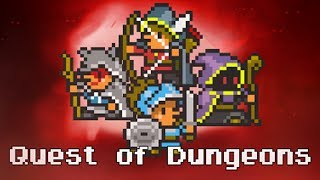 Quest of Dungeons - Part 1?