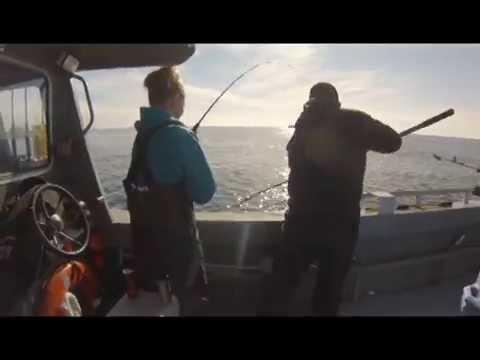 Kodiak Island Fishing 2014