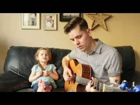 You've Got a Friend In Me - LIVE Performance by 4-year-old Claire and Dad