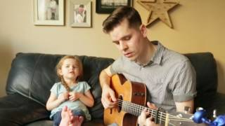 You've Got a Friend In Me - LIVE Performance by 4-year-old Claire Ryann and Dad thumbnail