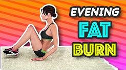 Best 15 Min Evening Fat Burn Workout