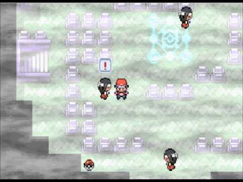 Pokemon Fire Red Walkthrough Part 19 Pokemon Tower - YouTube