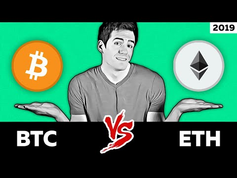 Bitcoin Vs Ethereum: Which Should You Buy In 2019?