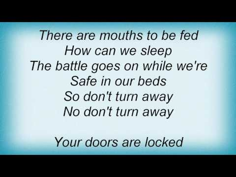 10cc - Charity Begins At Home Lyrics