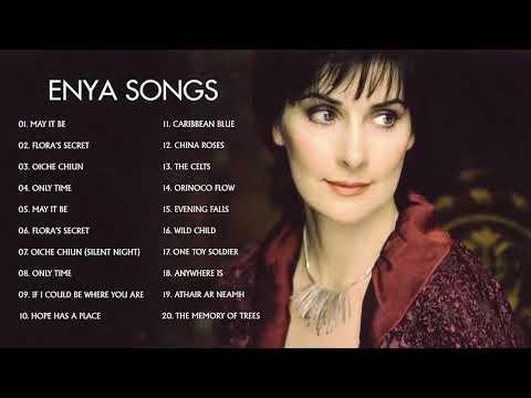 The Very Best Of Enya Enya Greatest Hits Full Album Youtube