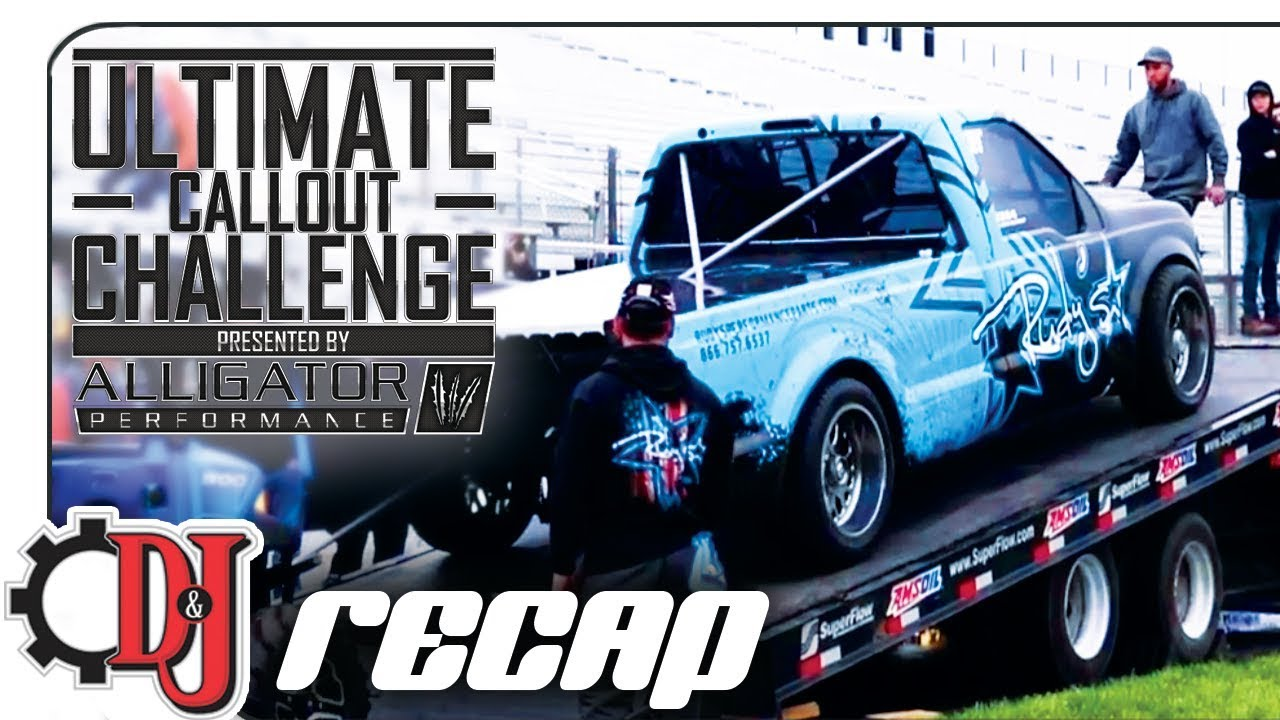 Ultimate Callout Challenge 2019 Recap - D&J Precision Machine