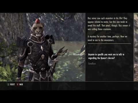 Elder Scrolls Online: Summerset - Preview Gameplay Walkthrough