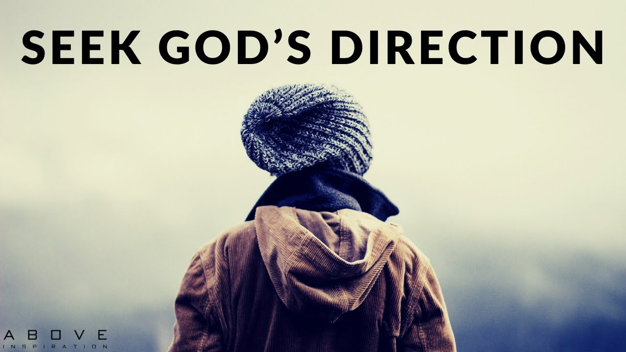 TAKE IT TO GOD FIRST | Seek God's Direction - Inspirational & Motivational Video
