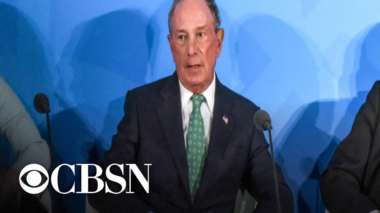 Report: Bloomberg used prison labor for campaign calls