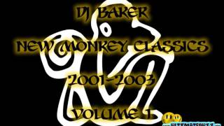 Dj Baker - New Monkey Classics 2001-2003 - Volume 1