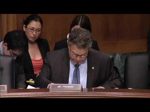 Senator Franken and Binding Arbitration